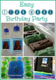 Star Wars Birthday Decorations Star Wars Birthday Party Ideas