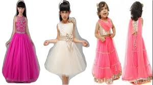 indian kids dresses for girls party wear fashion week youtube