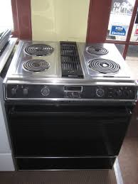 appliance city jenn air 30 inch down draft electric range coil