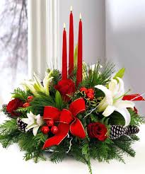 Floating Candle Centerpiece Ideas Dining Room Centerpiece Ideas Candles Beauteous Red And Green