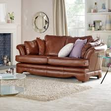 Chelsea  Seater Sofa From Sofas By Saxon UK - Chelsea leather sofa