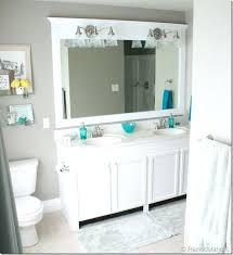 bathroom molding ideas bathroom best ideas about frame bathroom how to frame a bathroom
