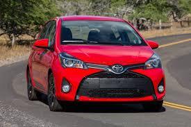 lexus version of yaris 2018 toyota yaris hatchback pricing for sale edmunds