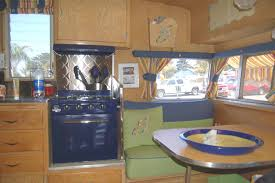 shasta rv floor plans interior of a 1961 shasta compact cool campers pinterest