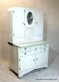 art deco hoosier kitchen cabinet
