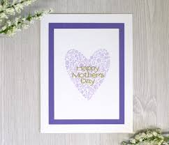 Homemade Mothers Day Cards by Handmade Mother U0027s Day Cards Archives La Carterie De Juliette