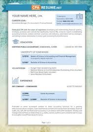 Sample Resume For Accounting Accountant Resume Sample So College Pinterest Sample