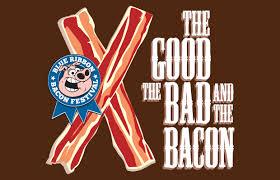 bacon ribbon blue ribbon bacon festival lazer 103 3