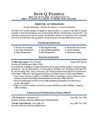 it management resume exles operations management resume exles resume sle