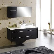 Single Bathroom Vanities Bathrooms Astounding Modern Bathroom Vanities With Bowl Sink