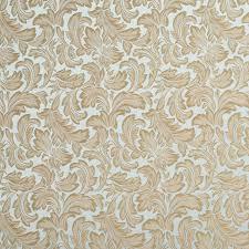 Blue Damask Upholstery Fabric Light Blue Ivory Green Gold Floral Leaf Damask Upholstery Fabric