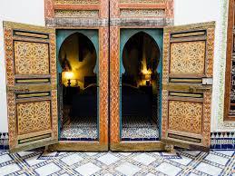 Moroccan Riad Floor Plan