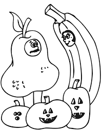 coloring pages of people fruit coloring pages for kids coloring home