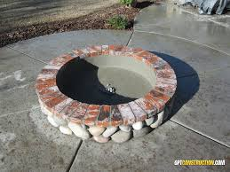 fire pit made of bricks fire pits gpt constructiongpt construction