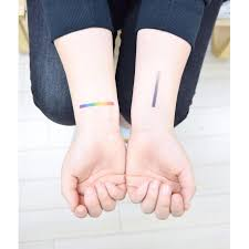 the 25 best pride tattoo ideas on pinterest lgbt tattoos