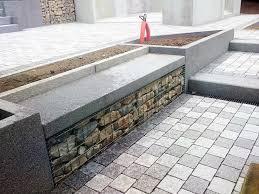 bloc de pierre pour mur mur de soutènement cassard