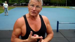 am i to old at sixty to have a beachy look hairstyle super strong 60 year old man gives workout fitness and muscle