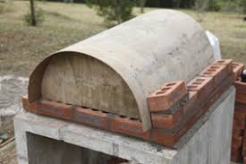 Backyard Pizza Oven Kit by How To Build An Outdoor Pizza Oven