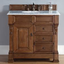 36 Bathroom Vanity With Drawers by Darby Home Co Bedrock 36