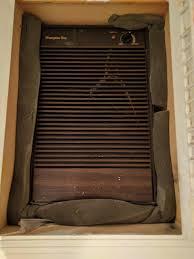 basement best replacement for broken in wall dehumidifier