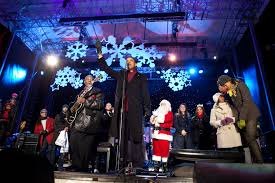 4 Christmas Tree With Lights by 5 4 3 2 1 U2026 The Obama Family Lights The National Christmas Tree