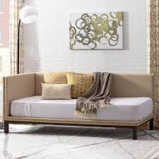 carwile mid century daybed bedrooms pinterest daybed nail