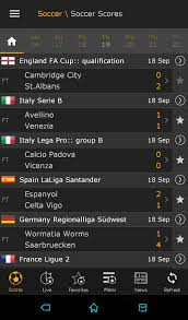 download livescore 3 0 4 android free