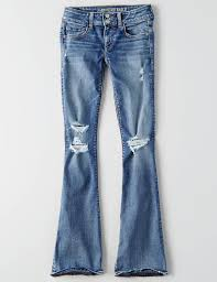 American Flag Jeans Flared Jeans Artist Jeans For Women American Eagle Outfitters