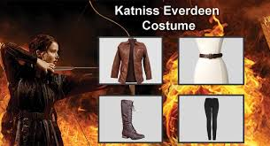 Katniss Everdeen Costume Collection Of Katniss Everdeen Costume From Hunger Games