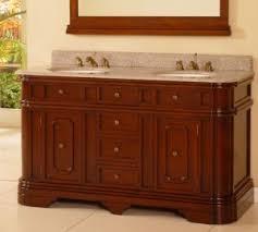 58 Double Sink Vanity Double Sink Vanity With Backsplash Vanity Furniture Vanity