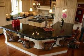 Kitchen Granite And Backsplash Ideas by Granite Countertop Ideas For Tops Of Kitchen Cabinets Granite