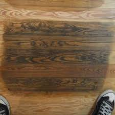 how to remove black stains from wood stains urine stains and