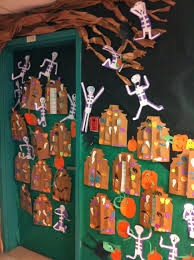 Halloween Door Decoration Contest Buddies Mrs Anton U0027s Class