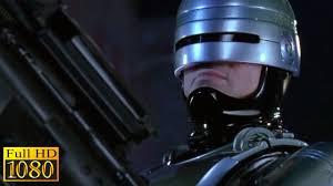 robocop electrocutes himself youtube robocop 3 1993 you called for backup scene 1080p full hd