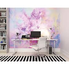 brewster 118 in x 98 in spray paint wall mural wals0174 the petals wall mural