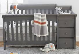 Sorelle Convertible Crib New Sorelle Princeton Elite 4 In 1 Convertible Crib And Changer