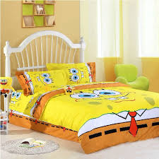 Spongebob Room Decor Nickelodeon Spongebob Squarepants Toddler Bedding Set Spongebob