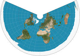 Map Distortion Equidistant Conic Projection Wikipedia