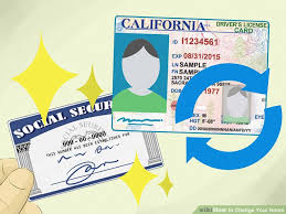 Certification Letter For Name Change 3 Ways To Change Your Name Wikihow
