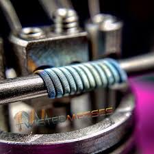 ribbon with wire single ply 0 5mm ribbon wire clapton with 38g tmn80 4 wrap