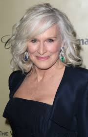 hairstyles for thick grey wavy hair gorgeous grey hair styles hairstyles update