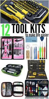 12 tool kits that are guaranteed to make your easier