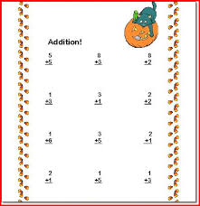 subtraction worksheets halloween subtraction worksheets 1st
