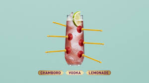 cocktail recipes vodka how to make a chambord vodka lemonade chambord cocktail recipes
