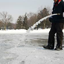 How To Make A Ice Rink In Your Backyard Ice Rinks
