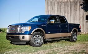 Ford F150 Truck 2011 - 2011 ford f 150 lariat ecoboost 4x2 supercrew editors u0027 notebook