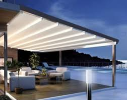 Awning Roof All Seasons Retractable Roof Systems