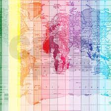 Shower Curtain Map World Map Shower Curtain By Aftermyartbycatherineholcombe
