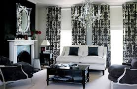 schwarz weiß wohnzimmer 21 fantastische gestaltungsideen für schwarz weiße wohnzimmer