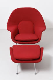 womb chair with ottoman eero saarinen modestfurniture com